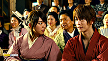 Still #2 from Rurouni Kenshin: Kyoto Inferno