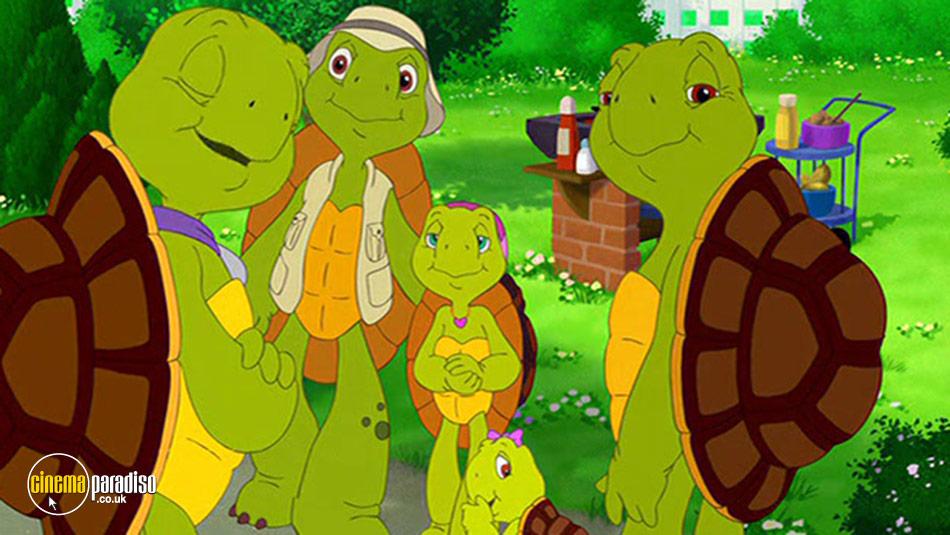 Franklin and Turtle Lake Treasure (aka Franklin et le trésor du lac) online DVD rental