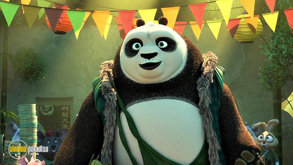 Kung Fu Panda 3 online DVD rental