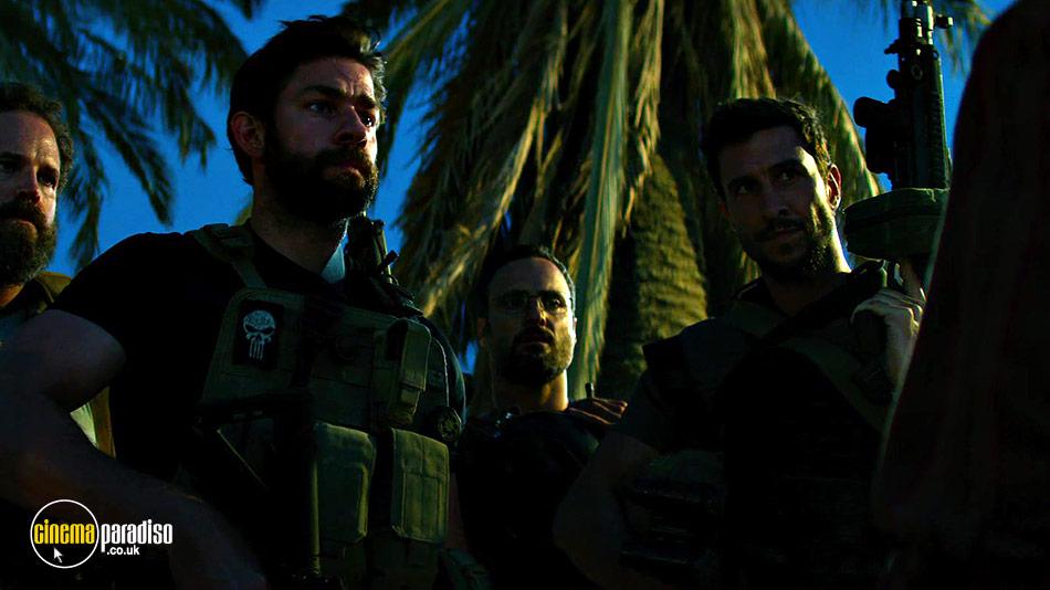 13 Hours (aka 13 Hours: The Secret Soldiers of Benghazi) online DVD rental