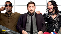 A still #5 from Get Him to the Greek (2010) with Jonah Hill and Russell Brand