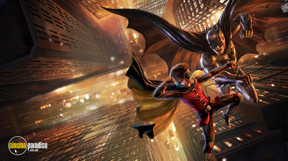 Batman vs. Robin online DVD rental