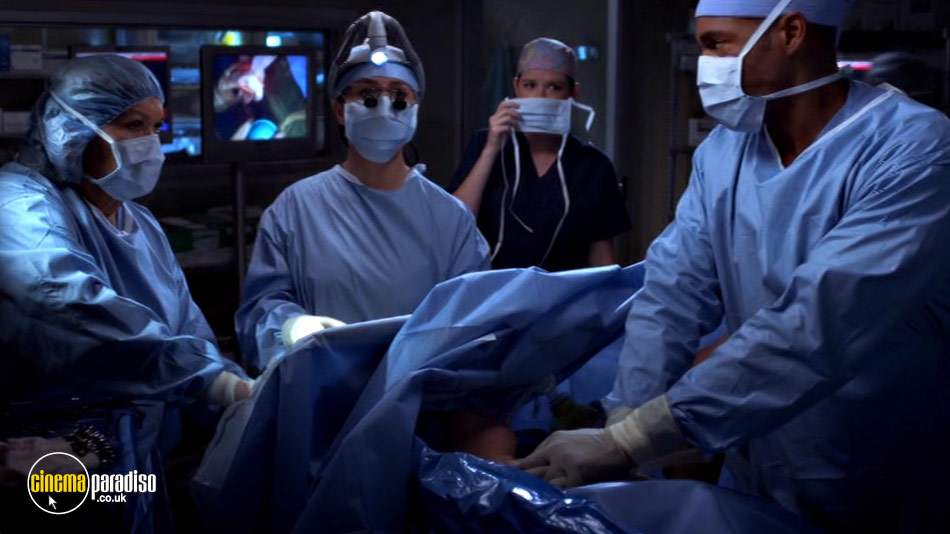 Grey's Anatomy: Series 11 online DVD rental