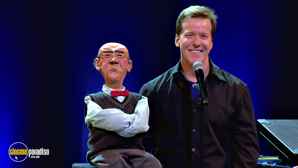 Jeff Dunham: All Over the Map online DVD rental