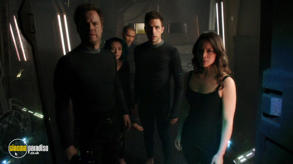 Dark Matter: Series 1 online DVD rental
