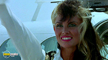 A still #6 from The Fanatic (1982) with Caroline Munro