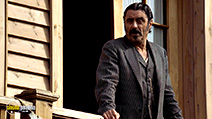 A still #54 from Deadwood: Series 1 with Ian McShane