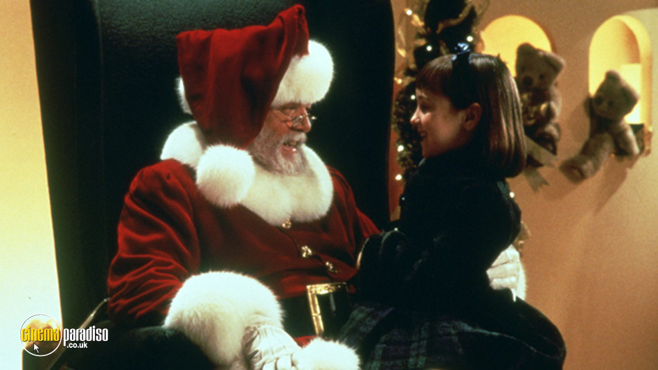 Miracle on 34th Street online DVD rental
