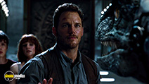 A still #52 from Jurassic World with Chris Pratt
