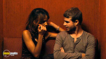 A still #4 from Simon Killer (2012) with Brady Corbet and Mati Diop