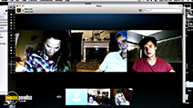 A still #27 from Unfriended with Moses Storm