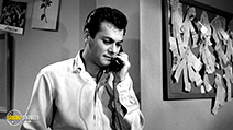 A still #32 from Sweet Smell of Success with Tony Curtis