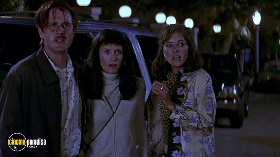 Scream 3 online DVD rental