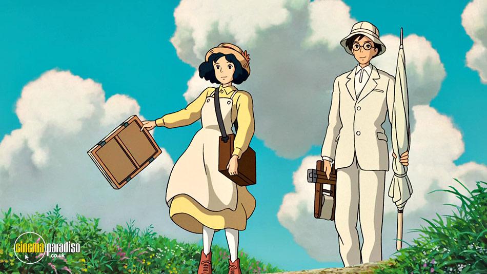 The Wind Rises (aka Kaze Tachinu) online DVD rental
