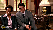 A still #48 from Evan Almighty with John Michael Higgins and Wanda Sykes