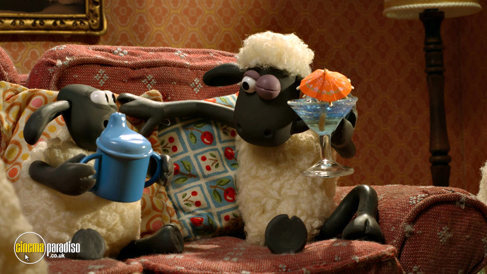 Shaun the Sheep Movie online DVD rental