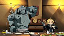 Still #8 from Full Metal Alchemist Brotherhood: Vol.1
