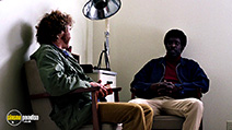 A still #44 from Inherent Vice with Michael Kenneth Williams
