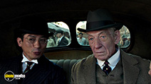 A still #16 from Mr. Holmes with Ian McKellen and Hiroyuki Sanada