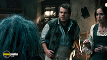A still #29 from Into the Woods with James Corden and Emily Blunt