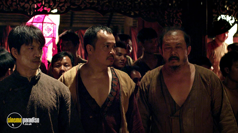 the man with the iron fists 2.2015