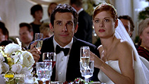 A still #28 from Along Came Polly with Ben Stiller and Debra Messing