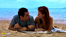 A still #26 from Along Came Polly with Ben Stiller and Debra Messing