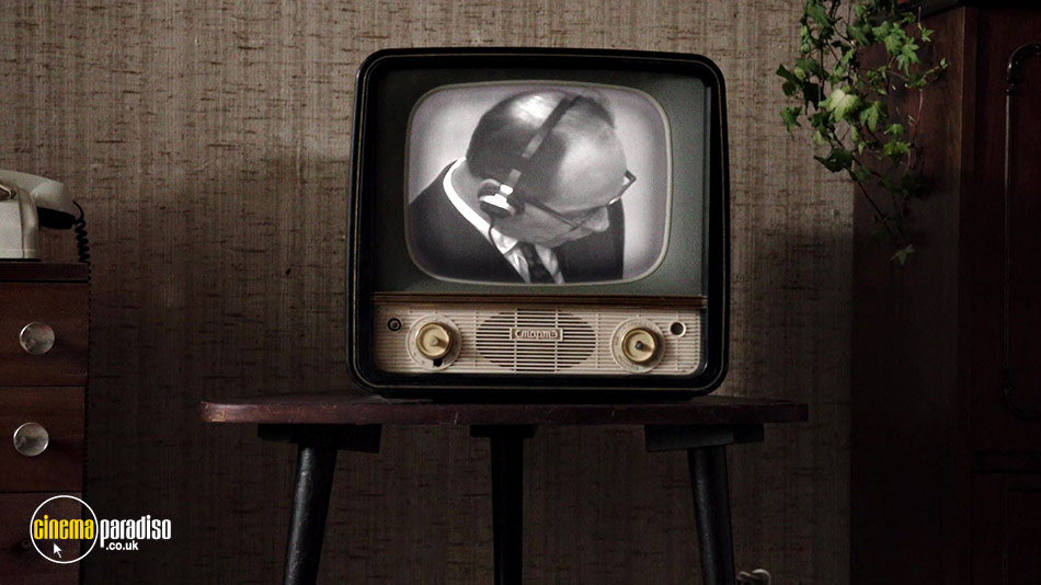 The Eichmann Show online DVD rental