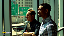 A still #41 from Focus with Will Smith and Brennan Brown