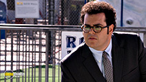 A still #39 from The Wedding Ringer with Josh Gad