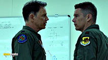 A still #18 from Good Kill with Ethan Hawke and Bruce Greenwood