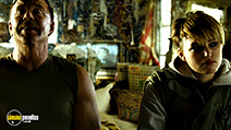 A still #24 from Domino with Keira Knightley and Mickey Rourke
