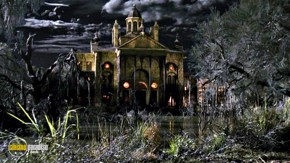 The Haunted Mansion online DVD rental