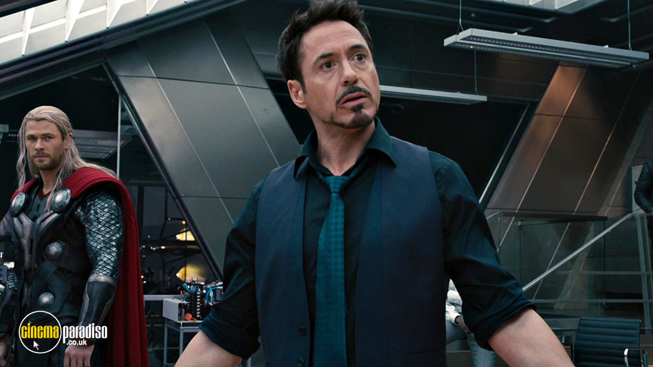 Avengers Age Of Ultron Hindi Audio Track Download