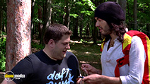 A still #9 from Get Him to the Greek (2010) with Jonah Hill and Russell Brand