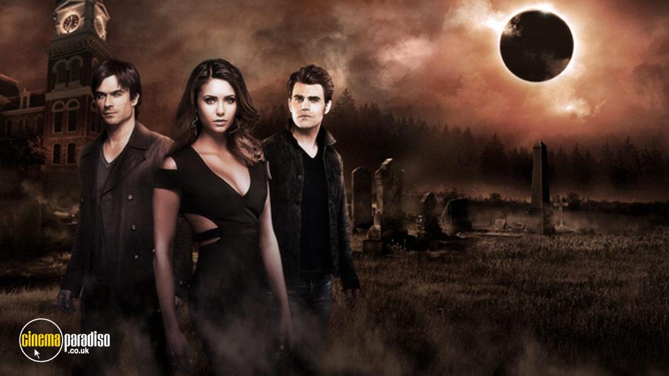 The Vampire Diaries: Series 6 online DVD rental