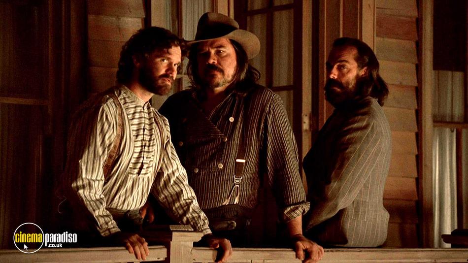 Deadwood: Series 3 online DVD rental