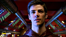 A still #5 from The Flash: Series 1 (2014) with Grant Gustin