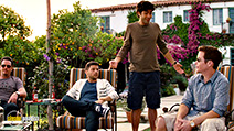 A still #9 from Entourage (2015) with Kevin Dillon, Adrian Grenier, Kevin Connolly and Jerry Ferrara