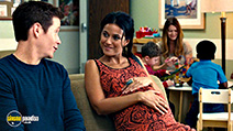A still #4 from Entourage (2015) with Kevin Connolly and Emmanuelle Chriqui