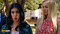 A still #40 from Pitch Perfect 2 with Birgitte Hjort Sørensen and Chrissie Fit