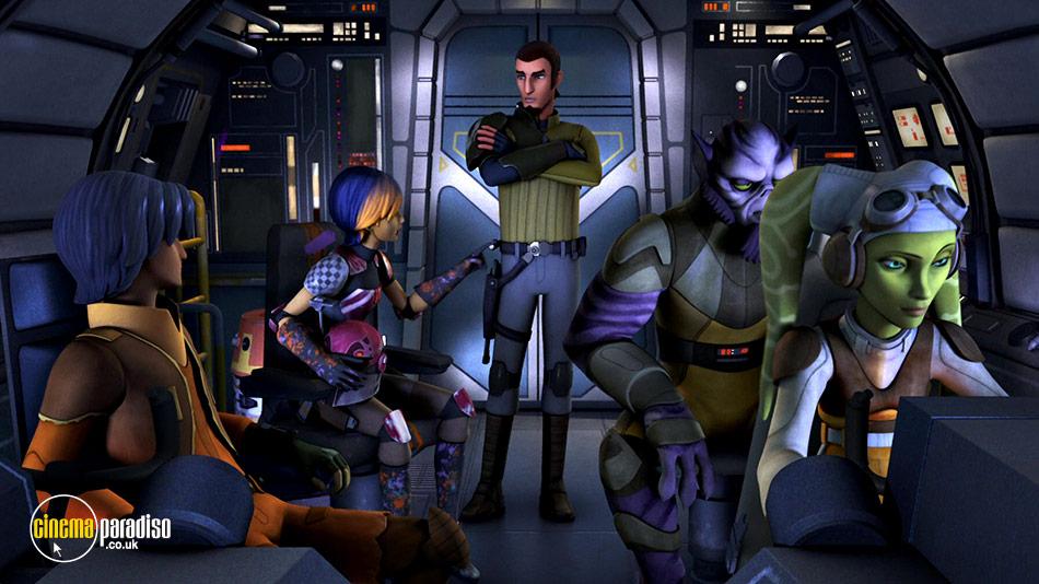 Star Wars Rebels: Series 1 (aka Star Wars: Rebels) online DVD rental