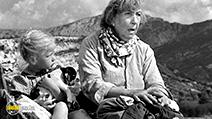 A still #7 from Forbidden Games (1952) with Brigitte Fossey
