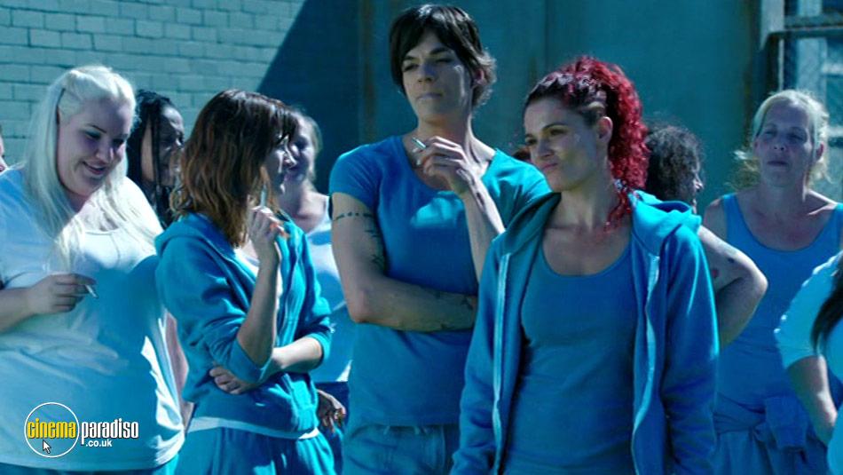 Wentworth Prison: Series 3 online DVD rental