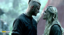 A still #3 from Vikings: Series 3 (2015) with Katheryn Winnick and Gustaf Skarsgård
