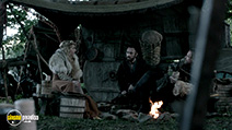 A still #8 from Vikings: Series 3 (2015) with Katheryn Winnick and George Blagden