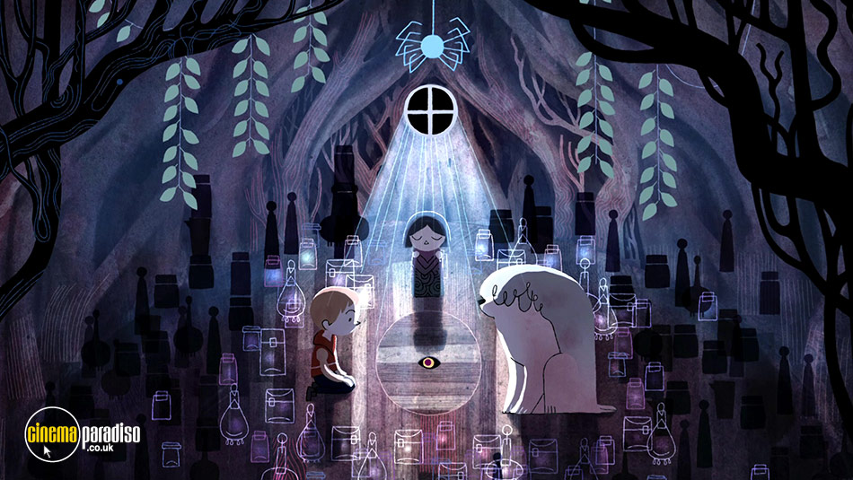 Song of the Sea online DVD rental