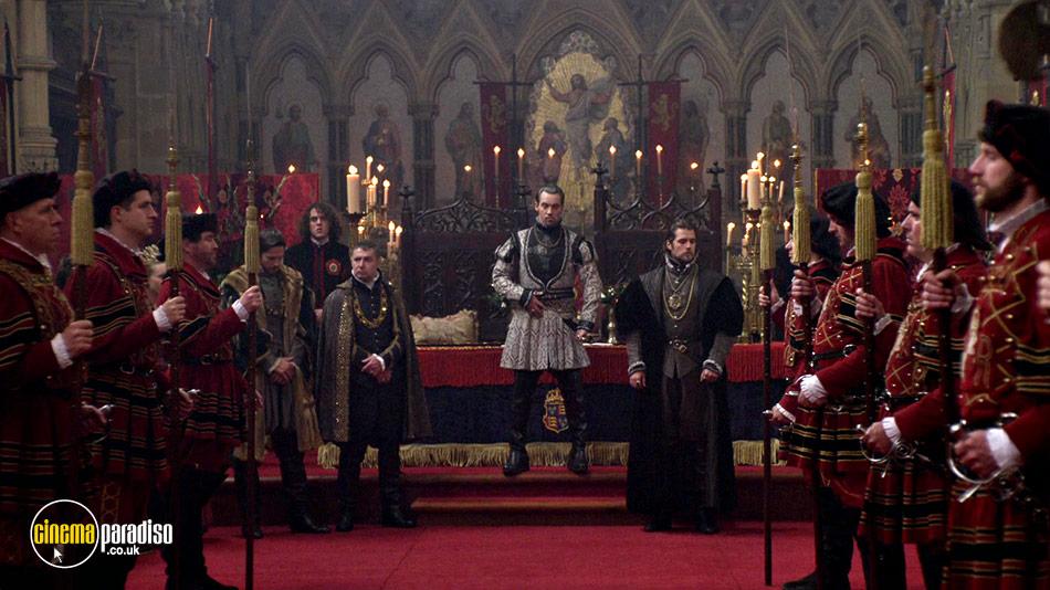 The Tudors: Series 4 online DVD rental