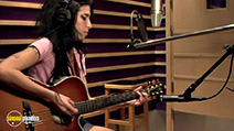 A still #50 from Amy with Amy Winehouse