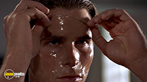 A still #30 from American Psycho with Christian Bale